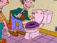 Rugrats - Potty-Training Spike 60