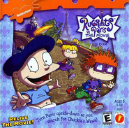 Rugrats in Paris CD-ROM