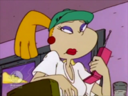 Rugrats - Angelica Nose Best 168