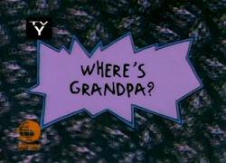 Where's Grandpa