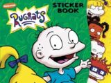 Chuckie Finster/Gallery/Sticker Book