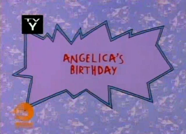 Wikia Fandom Wiki Rugrats Birthday By Angelica's Powered