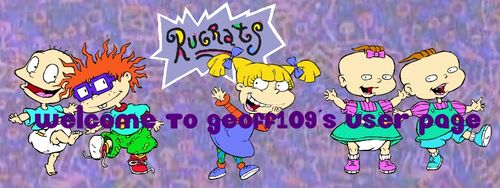 User Page Rugrats