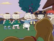 Rugrats - Bow Wow Wedding Vows 151