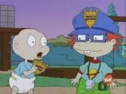 Rugrats - Officer Chuckie 221