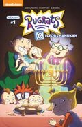 Rugrats CisforChanukah 2018Special PRESS 1