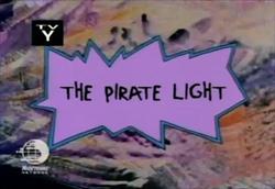 Pirate Light Title Card