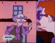 Rugrats - Chuckie Gets Skunked 92