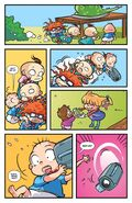 Rugrats 7 Boom Comic 21