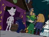 Curse of the Werewuff - Rugrats 564