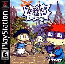 Rugrats In Paris The Movie Video Game Rugrats Wiki Fandom