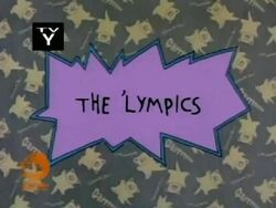 The 'Lympics Title Card