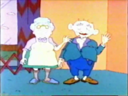 Monster in the Garage - Rugrats 73