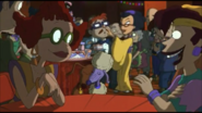Nickelodeon's Rugrats in Paris The Movie 1538