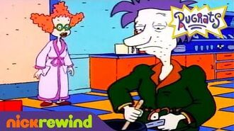 Stu Making Chocolate Pudding Rugrats NickRewind