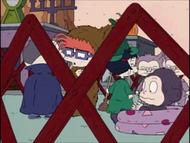 Curse of the Werewuff - Rugrats 255