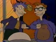 Candy Bar Creep Show - Rugrats 322