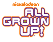 Nickelodeon All Grown Up 2017 Logo