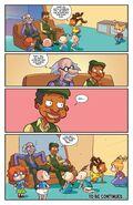 Rugrats 5 Boom Comic 22