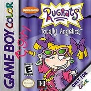 Rugrats Totally Angelica for GBC