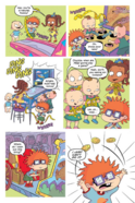 Rugrats The Last Token Comic Strip (8)