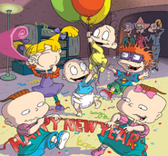 Happy New Year Rugrats 2018