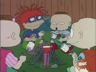 Rugrats - Pee-Wee Scouts 254