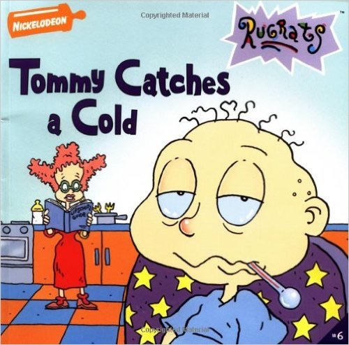 Tommy Catches A Cold Rugrats Wiki Fandom Powered By Wikia