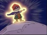 Rugrats - Superhero Chuckie 208