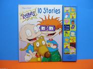 Rugrats Ten Stories Children's Book