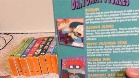 My Rugrats VHS Collection