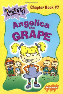 Angelica The Grape Cover