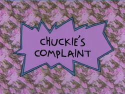 Rugrats - Chuckies Complaint