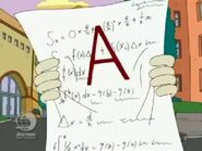Rugrats - Gimme an 'A 98