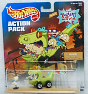 Rugrats movie hot wheels