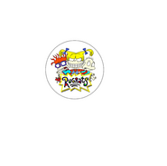 Rugrats Envelope Stickers