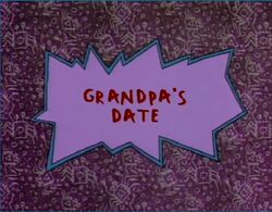 Rugrats - Grandpas Date