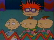 Candy Bar Creep Show - Rugrats 22