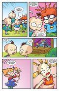 Rugrats 7 Boom Comic 9