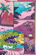 Rugrats R is for Reptar 2018 Boom Comic 35