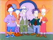 Monster in the Garage - Rugrats 72