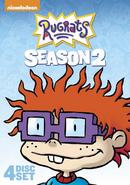 Rugrats Season 2 DVD Cover