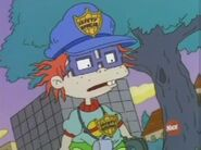 Rugrats - Officer Chuckie 88