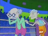 Rugrats - Wrestling Grandpa 127