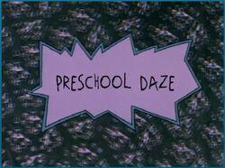 Rugrats Preschool Daze