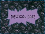 Preschool Daze (Episode)
