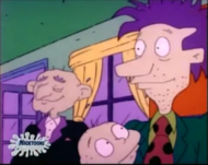 Rugrats - Chuckie Gets Skunked 152