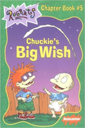 Chuckie's Big Wish Cover