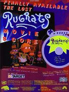 Rugrats Movie Score Ad