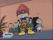 Rugrats - Superhero Chuckie 167